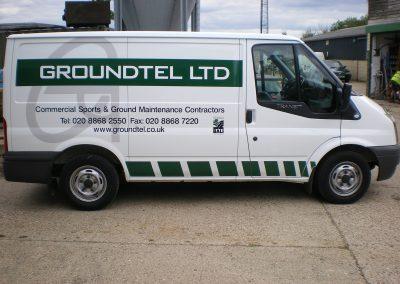 Groundtel Van